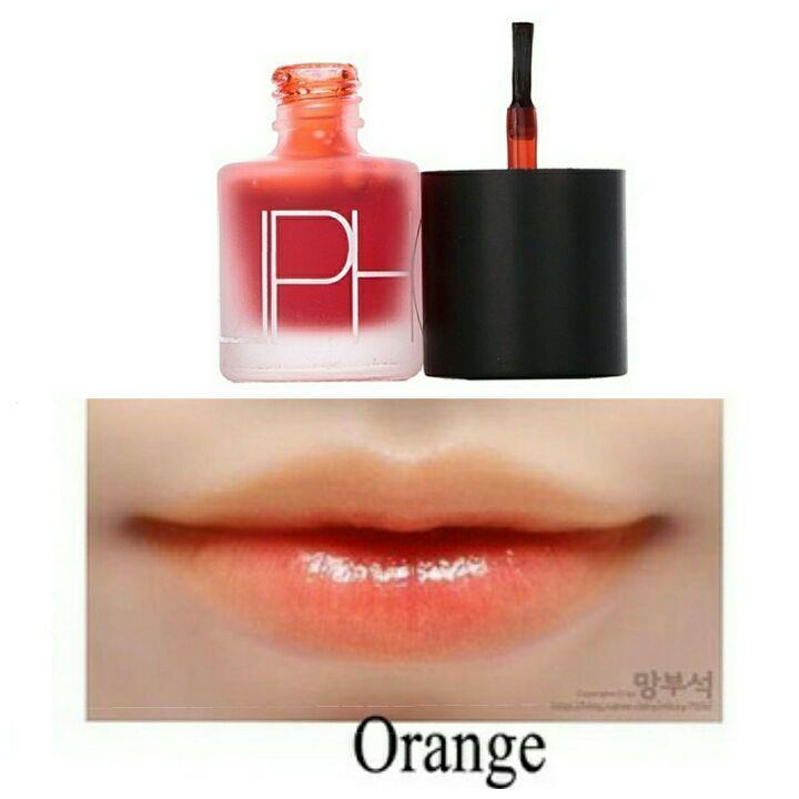 オレンジ ティント