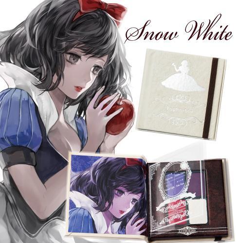 童話モチーフコスメ 白雪姫