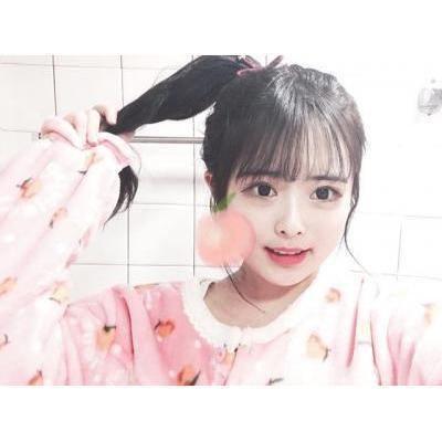 韓国発の新メイクブーム!誰でもできる「桃メイク」の作り方♪