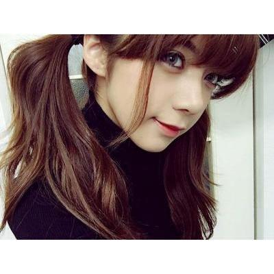 池田エライザの幼っぽいハーフ顔になろう♪