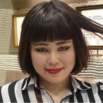 女性芸人・ブルゾンちえみのモード系メイクに注目してみた!