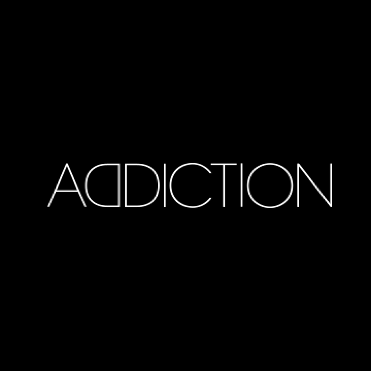ADDICTION ロゴ