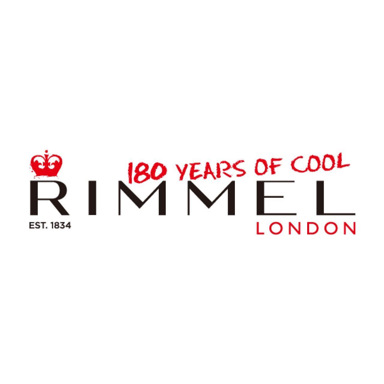 RIMMEL ロゴ
