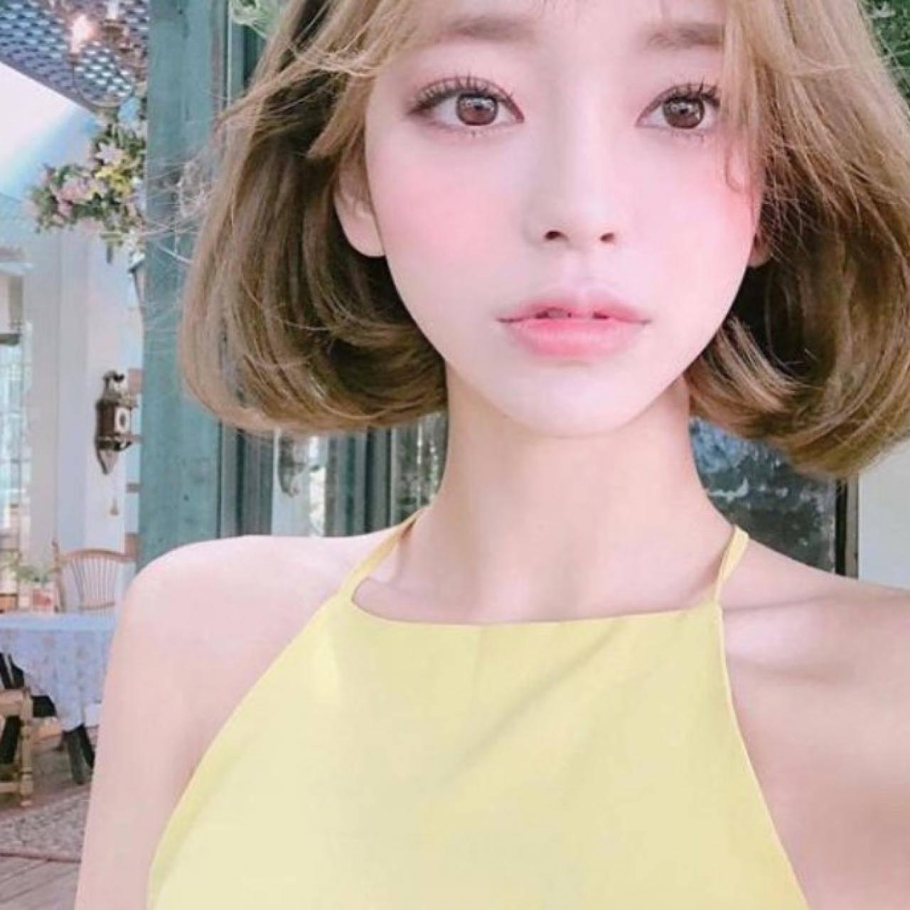 オルチャン 美人 韓国美人 韓国メイク オルチャンメイク