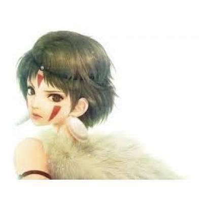 コスプレメイクでもののけ姫「サン」になりきろう!