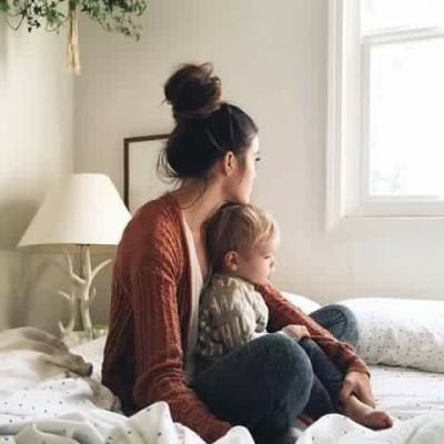 子育てママの簡単メイク♡きちんと見えてきれいなママのコスメ♪