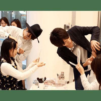 【イベントレポート】恋が実る♡バレンタインメイク講座