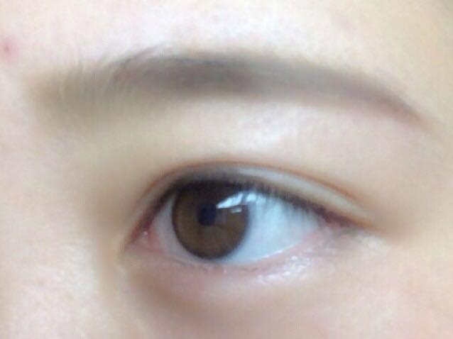 自然な眉毛の描き方
