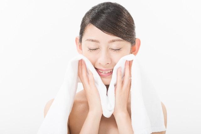化粧水をつけるタイミング