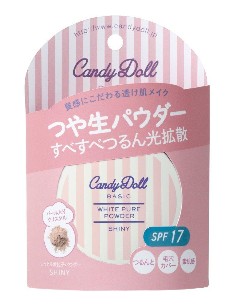 CandyDoll ホワイトピュアパウダー シャイニー