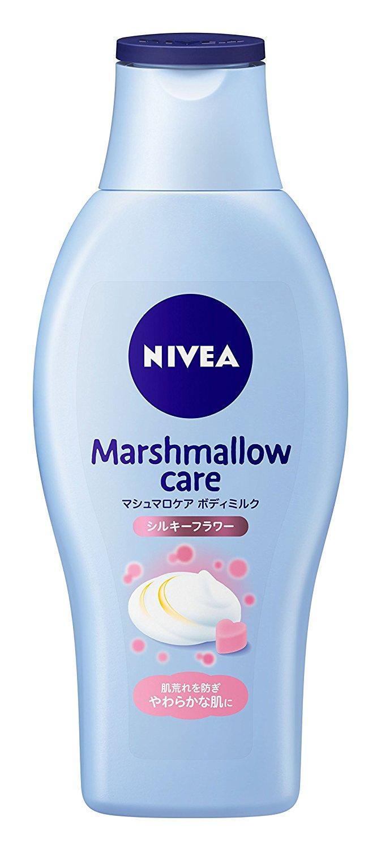 ニベア マシュマロケアボディミルク
