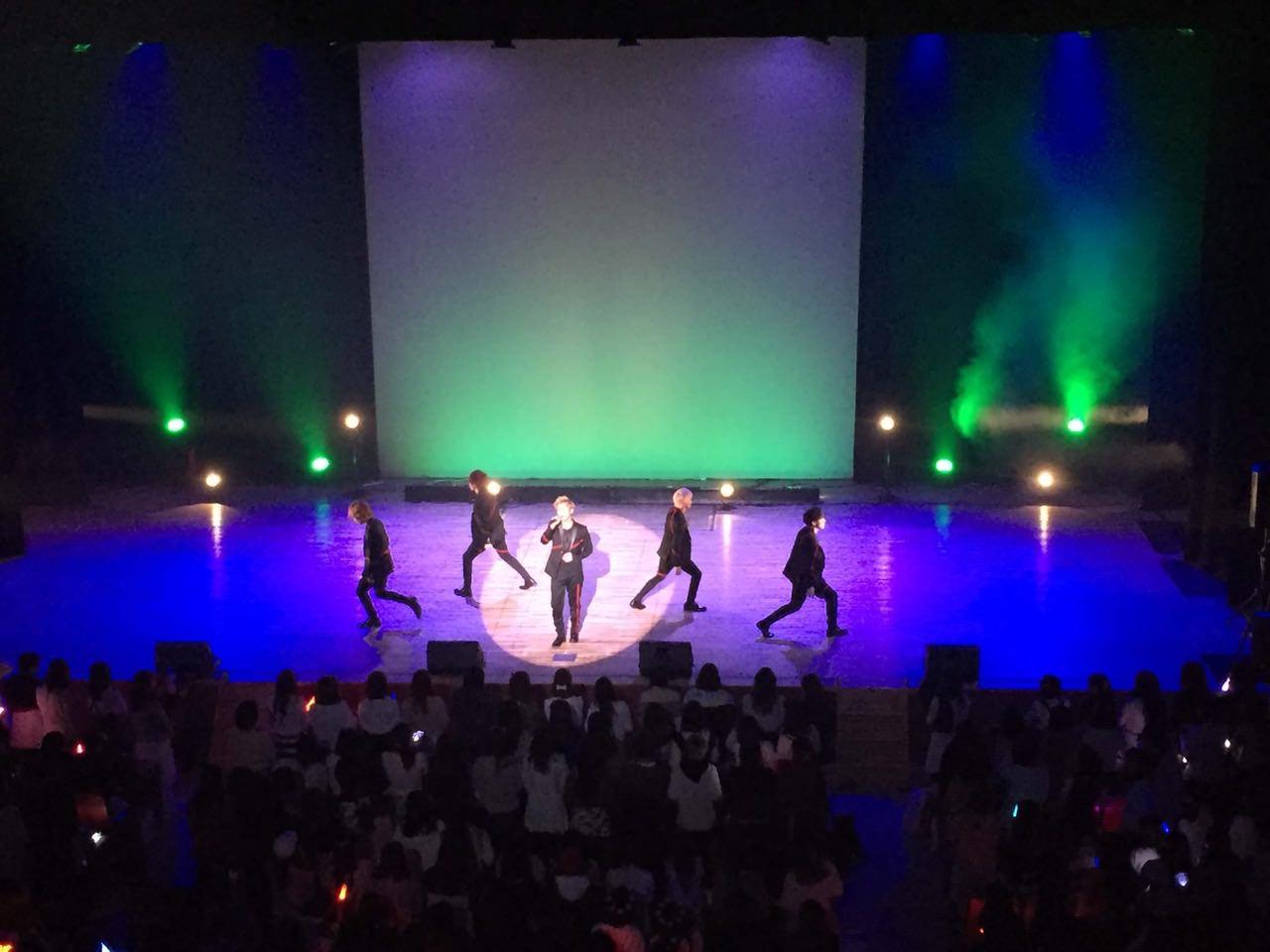 Da-iCEのダンス