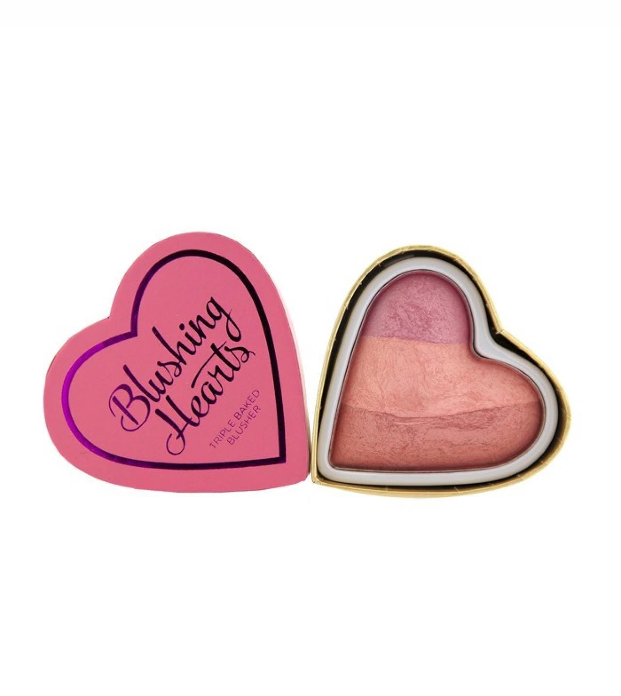 メイクアップレボリューション ブラッシングハート ブラッシャー チーク キャンディクイーン おすすめ 人気 定番 プチプラ