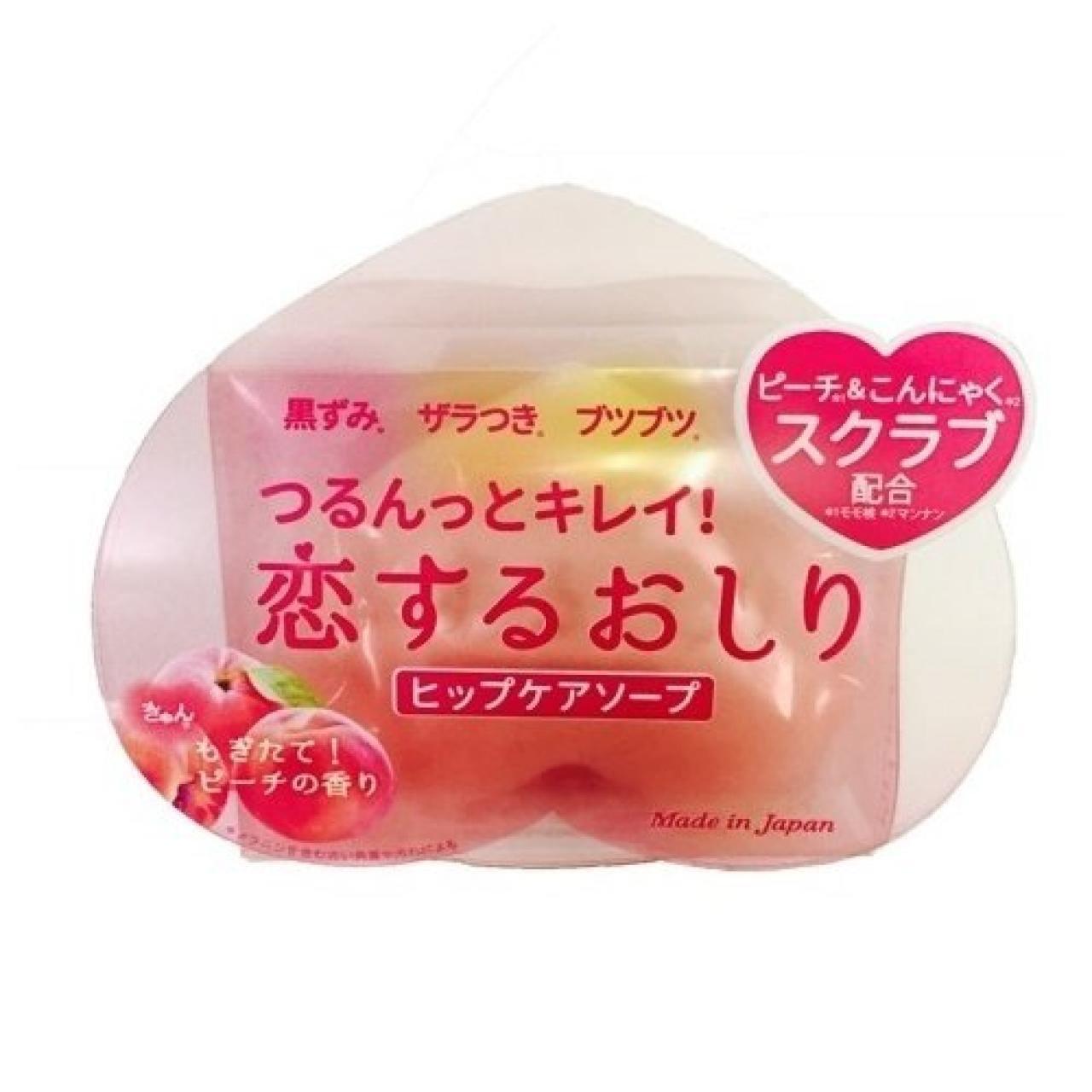 ペリカン石鹸 恋するおしり ヒップケアソープ