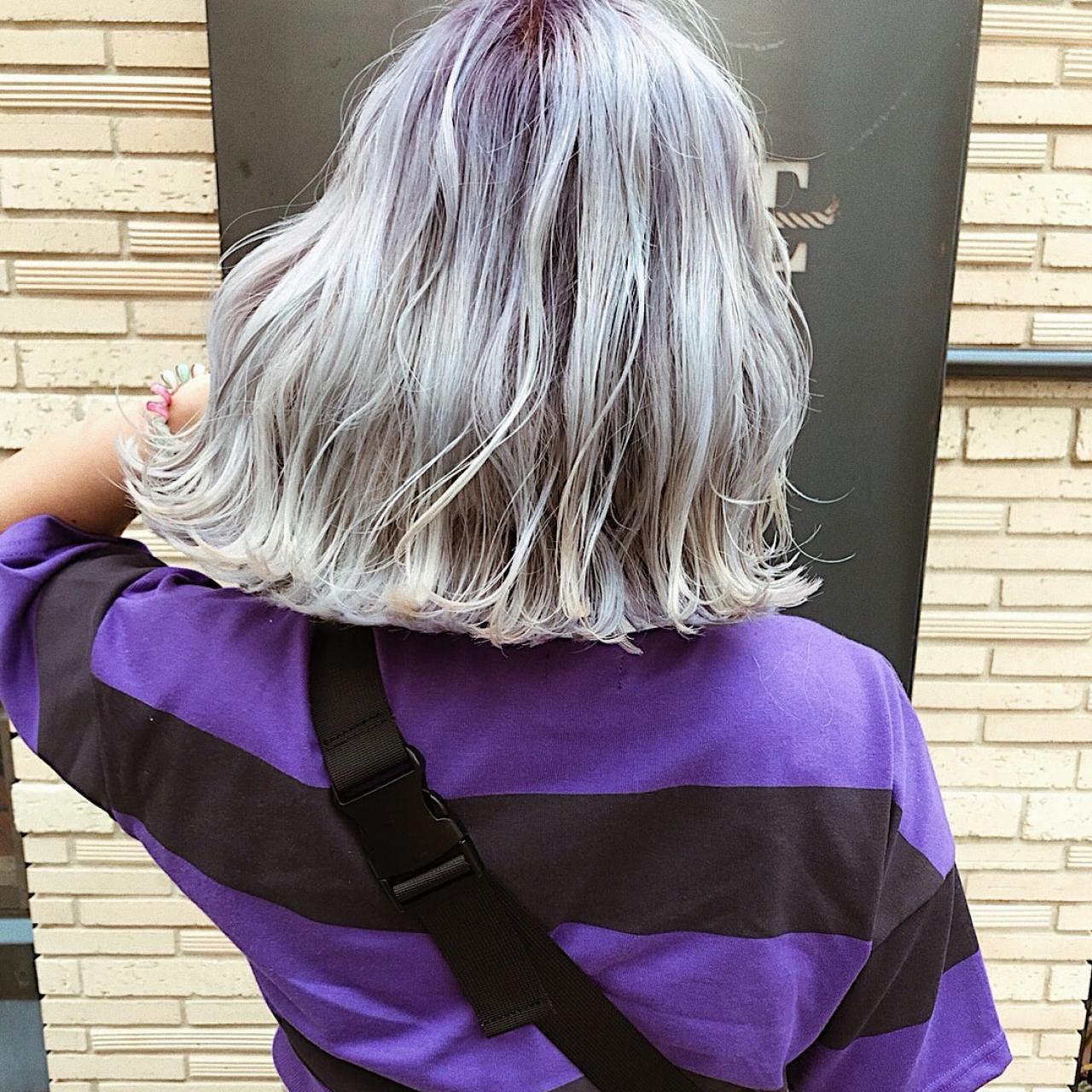 ネオギャル メイク やり方 方法 コツ 意味 髪色 黒髪 ファッション コーデ ブランド