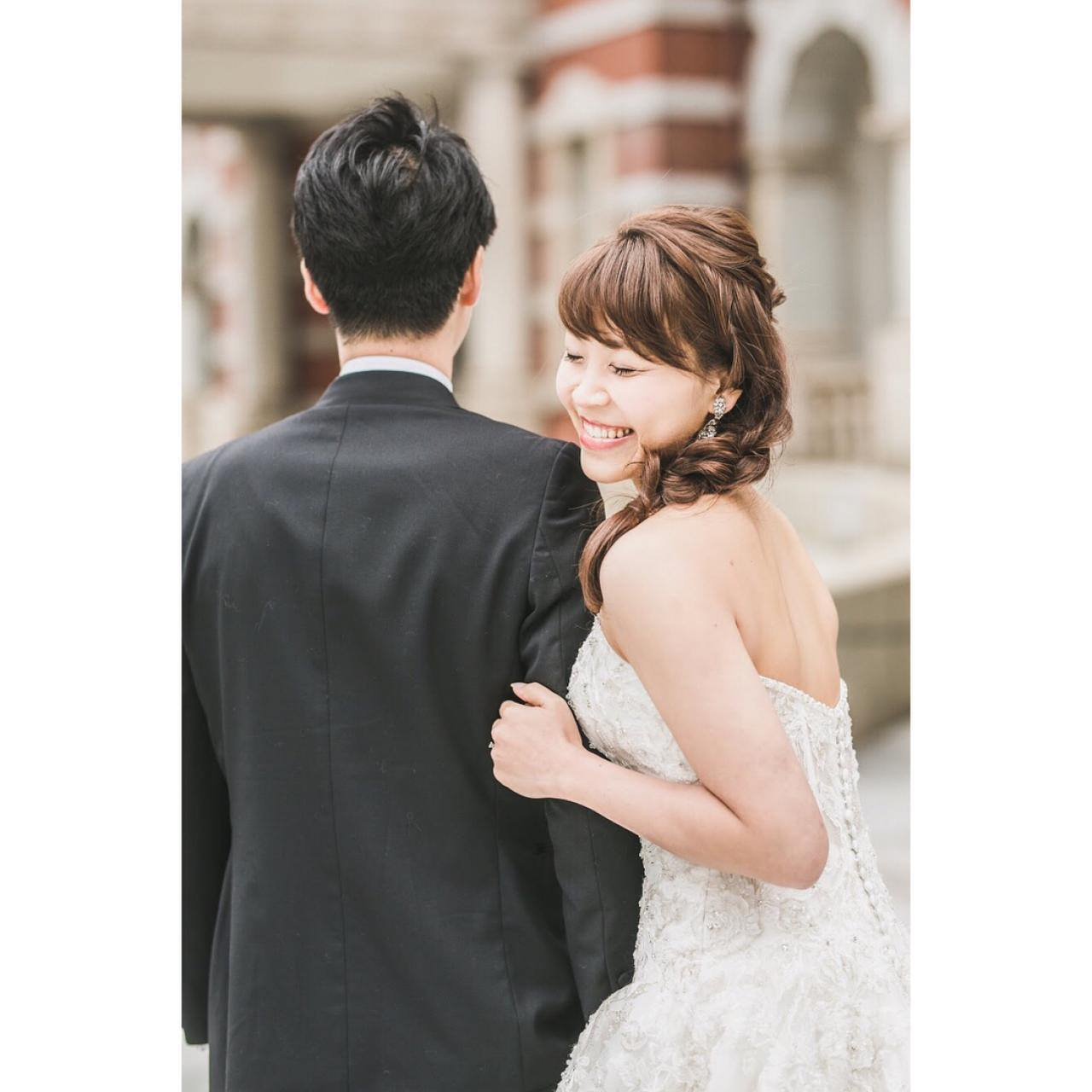 結婚式は自信のある自分で♡