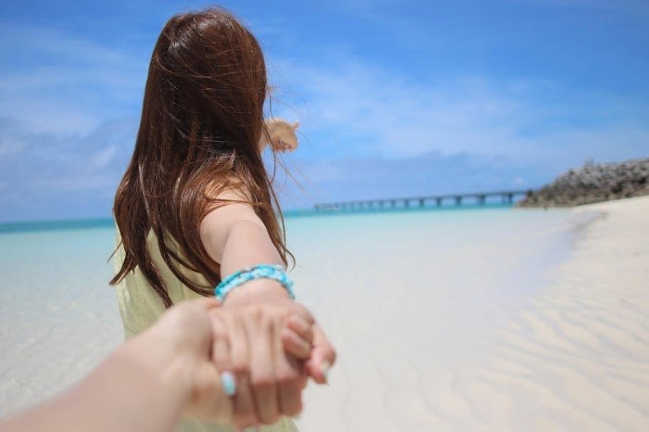 いっしょに行こう。 下地島空港17エンドビーチ編