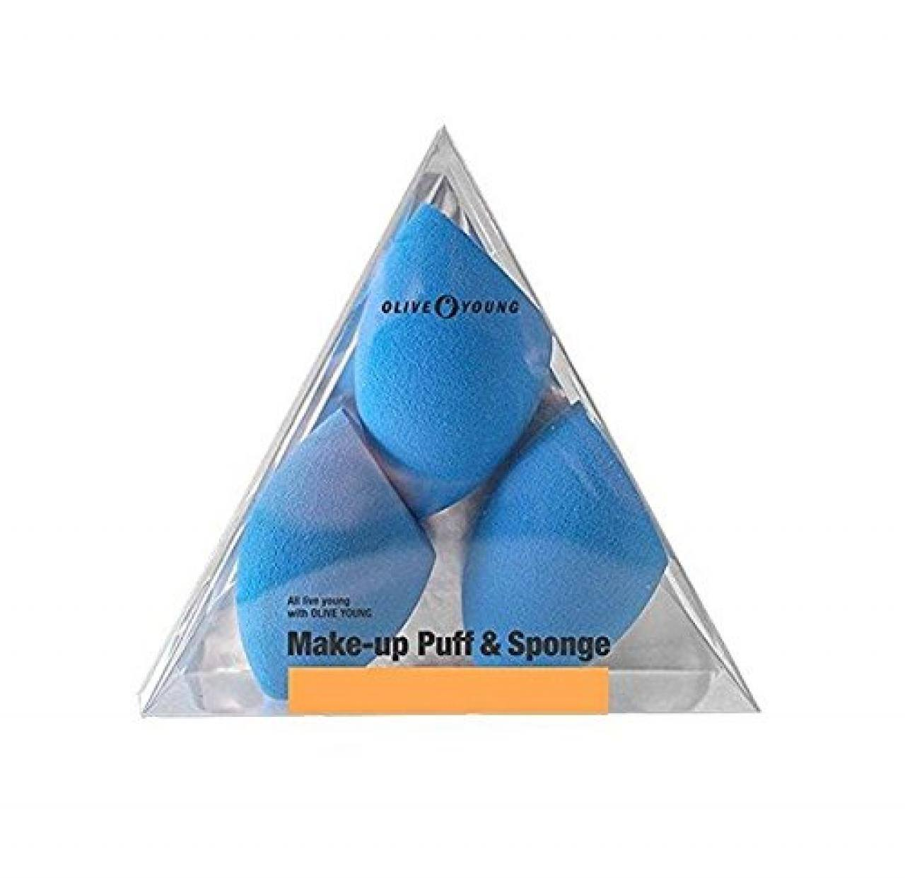 Olive Young Make-up Sponge Watery Puff
