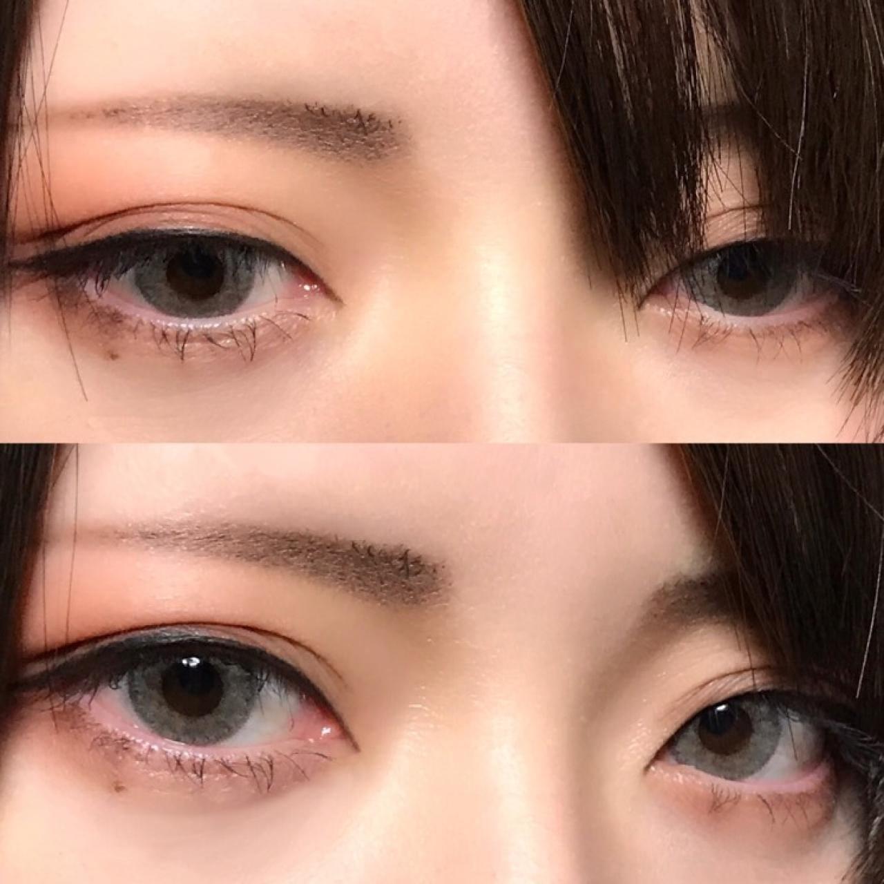コスプレメイク 眉