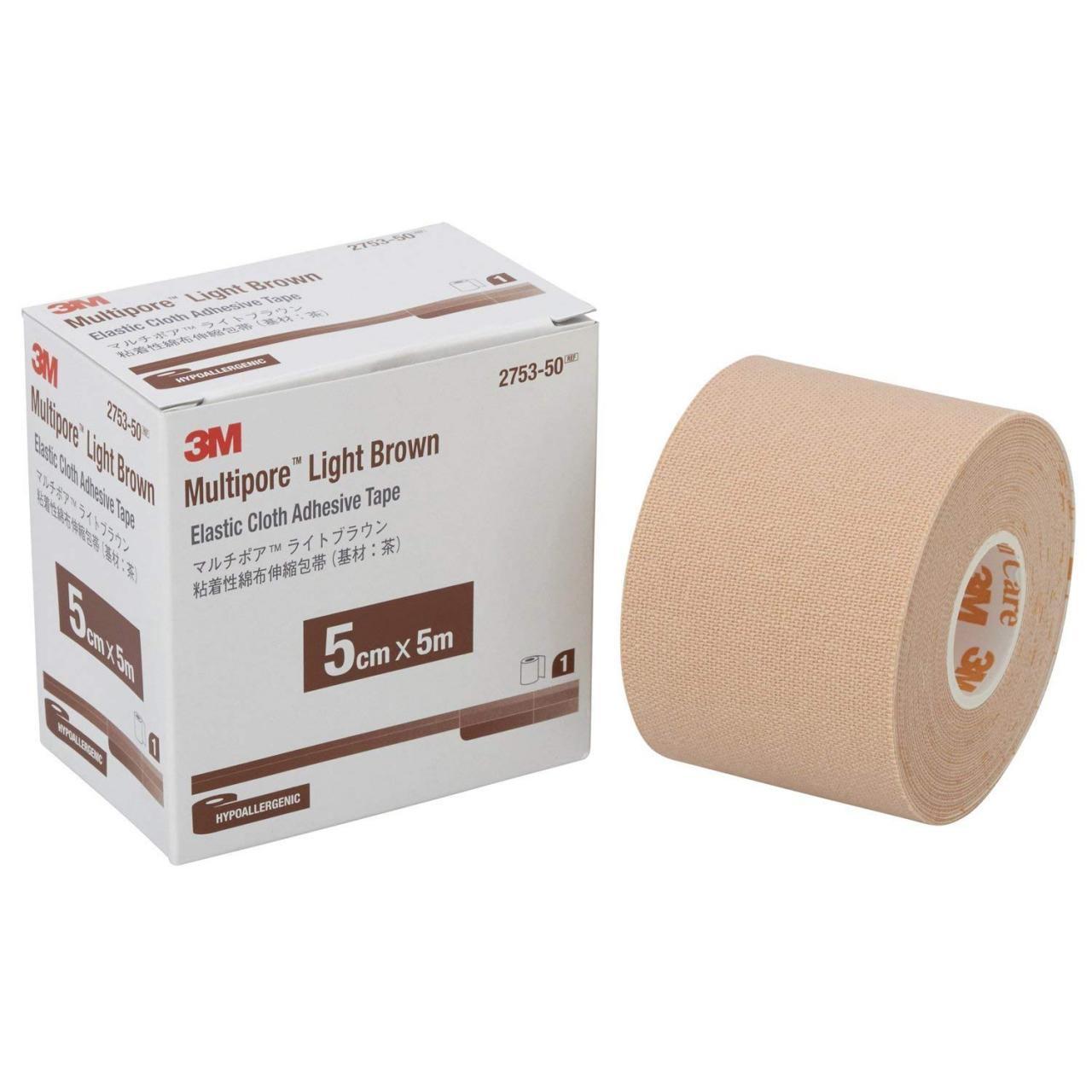 3M 包帯 粘着性綿布伸縮