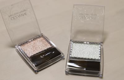 CEZANNEのパールグロウハイライトから新色のオーロラミントが発売♡