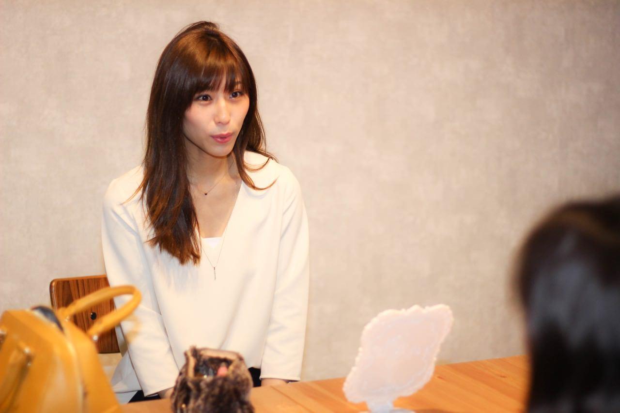山田千尋さんインタビュー写真1