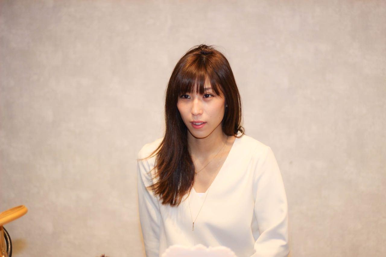 山田千尋さんインタビュー写真3