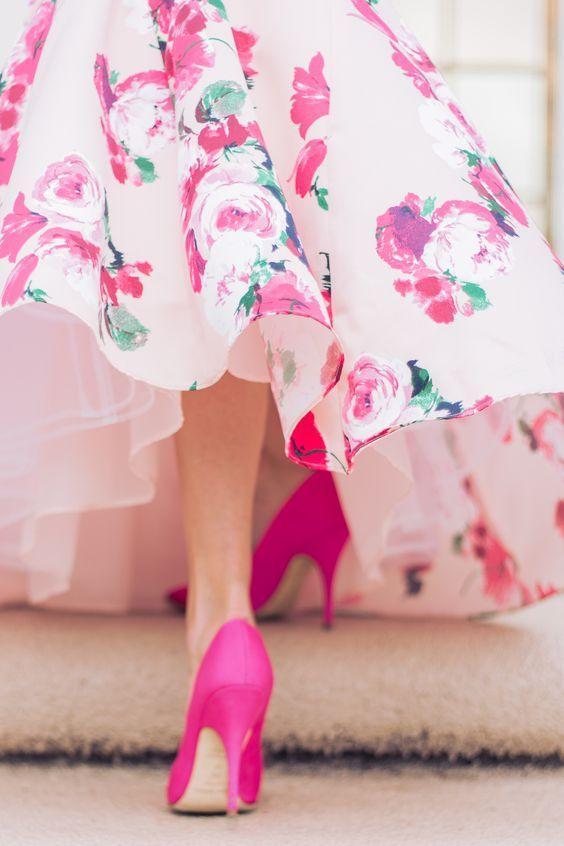 ピンクメイク 女性