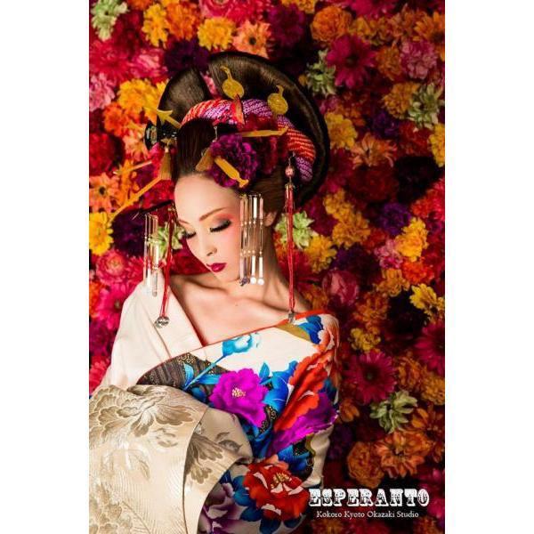 【現代風にアレンジ】400年前の花魁メイクで惚れさせるオンナ♡