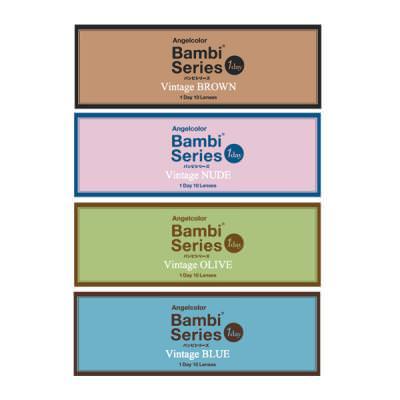 Bambi Series Vintage 1day(バンビシリーズ ヴィテージ ワンデー)