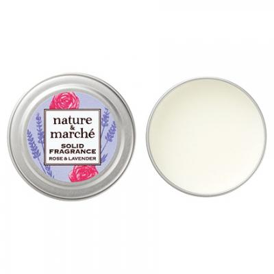 ネイチャー&マルシェ ソリッド フレグランス カモミール&ライムの香り