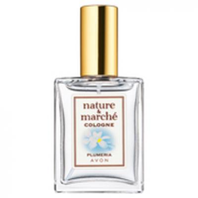 ネイチャー&マルシェ コロン プルメリアの香り