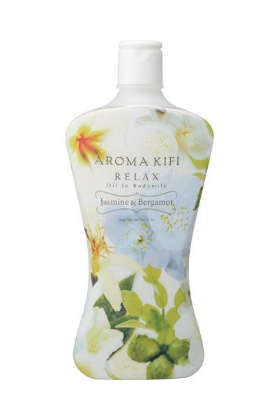 アロマキフィ ボディミルク ジャスミン&ベルガモット