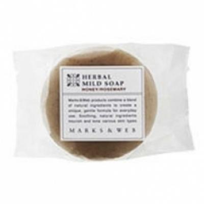 ハーバルマイルドソープ ハチミツ/ローズマリー
