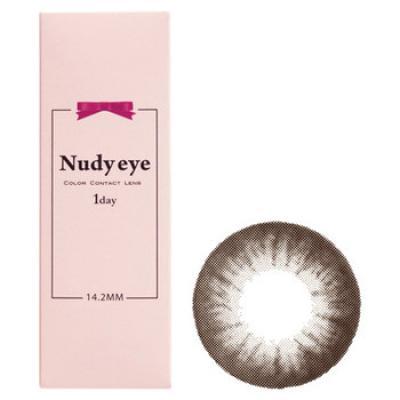 Nudy eye(ヌーディーアイ)1day ヌーディーモカ