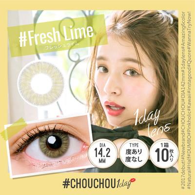 CHOUCHOU 1day Fresh Lime