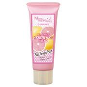 メイクミーハッピー フレグランス ハンド&ネイルクリーム(ピンクグレープフルーツ)