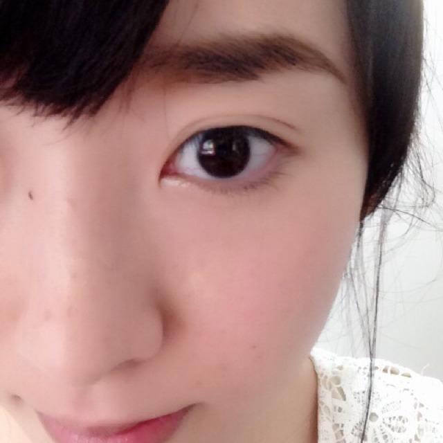 浴衣に合う大人メイク☆のBefore画像