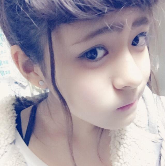 フェイク前髪(^^)