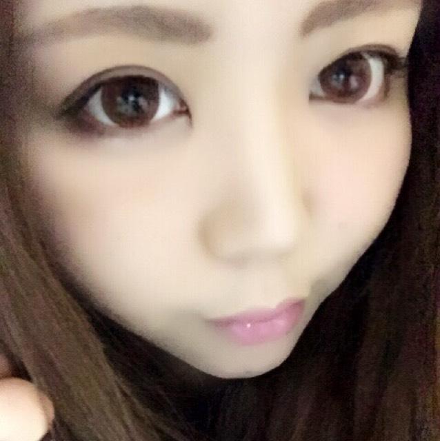 平行眉♡ほんわり系メイク♡♡のAfter画像