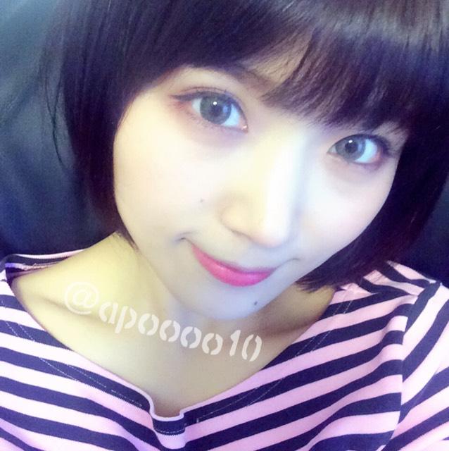 韓国アイドル風メイク2