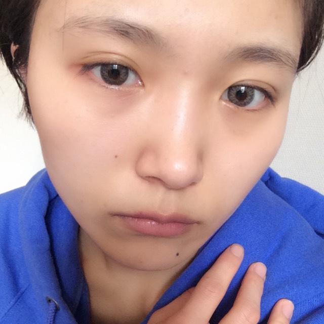 韓国風メイク3のBefore画像