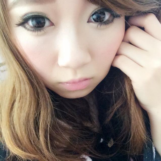 童顔メイクのBefore画像
