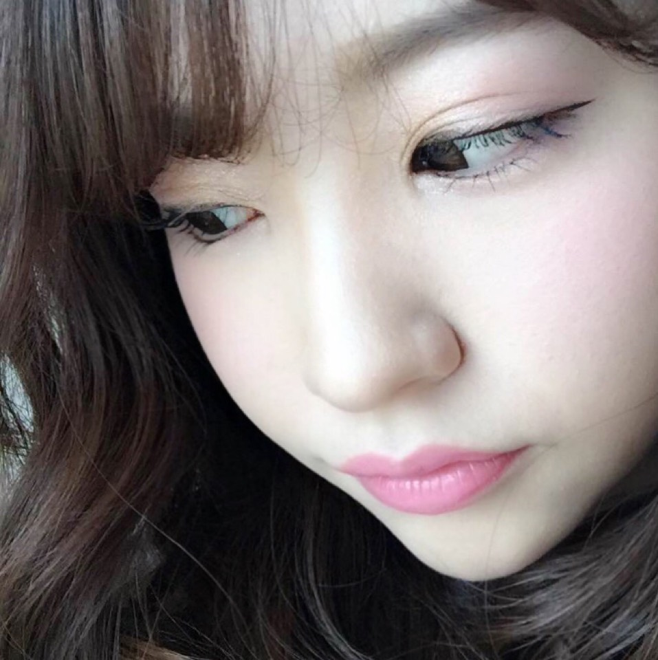 春のピンクメイク♡のAfter画像