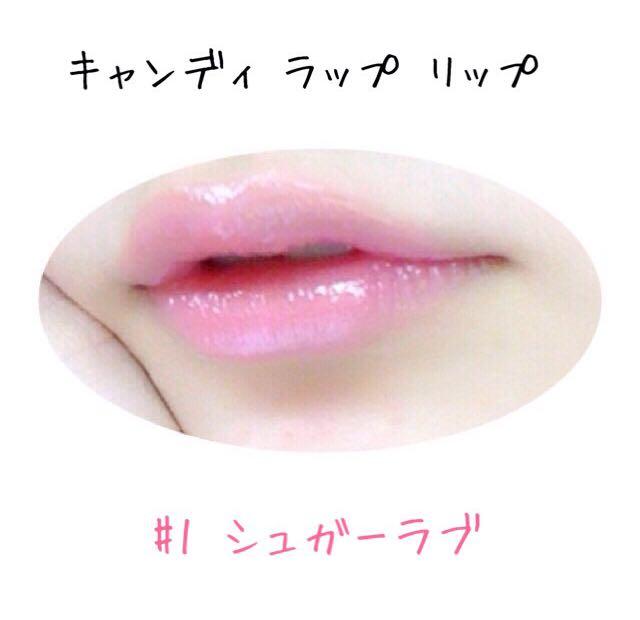 01號 顏色非常可愛,不濃也不淡的甜粉色!