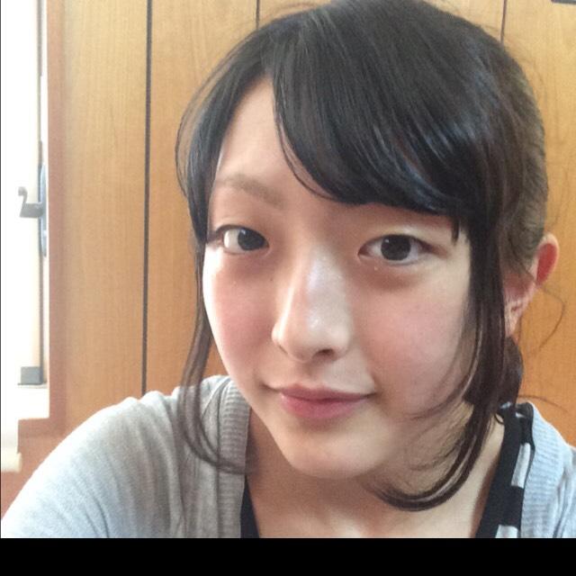 佐々木あさひさんPV真似メイク 花魁メイク カラコンなし!のBefore画像