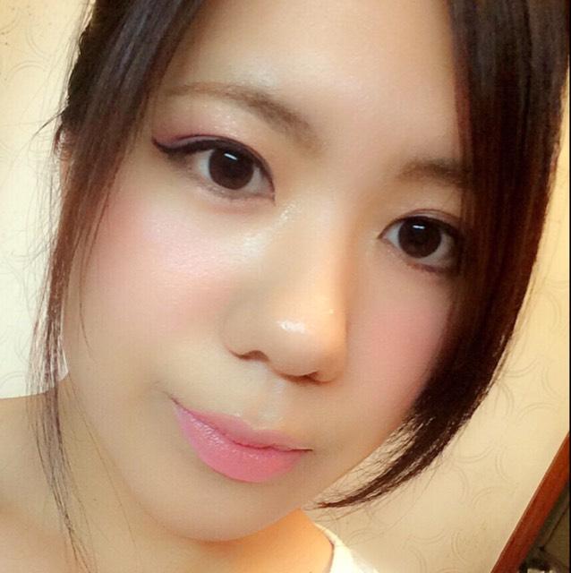 【ピンク×紫】涼しげカラーメイク