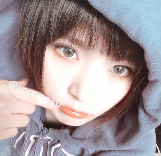 韓国アイドル風メイクのAfter画像