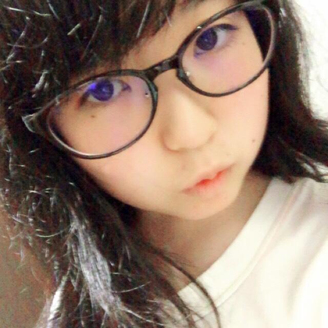 ラブライブ西木野真姫風メイクのBefore画像