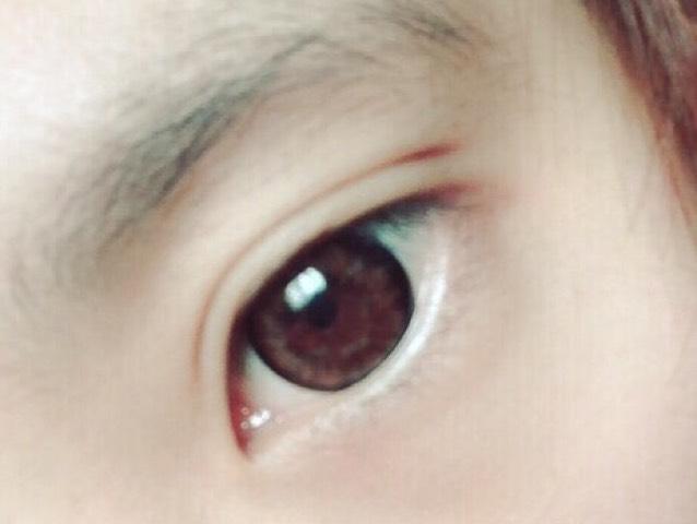 目を開けるとこんな感じ!